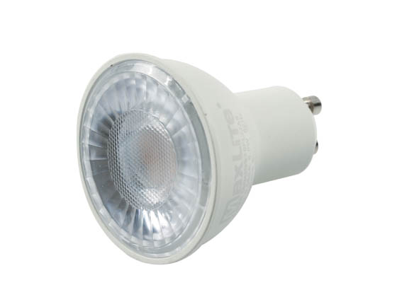 MaxLite 14098883 6.5MR16GUD930FL/JA8 Maxlite Dimmable 6.5W 3000K 40° 93 CRI MR16 LED Bulb, GU10 Base, JA8 Compliant