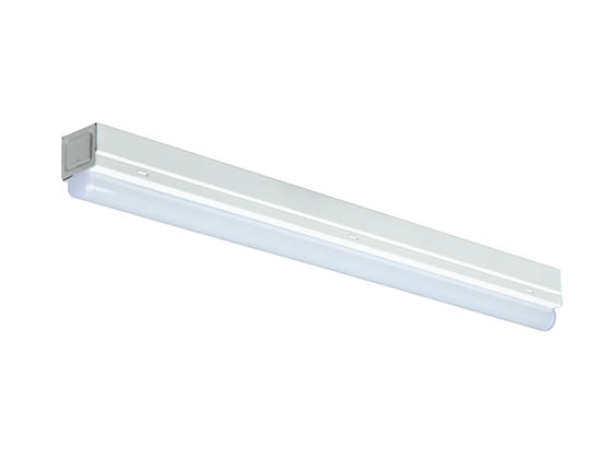"Energetic Lighting 30034 E3SLA10D2-840 Dimmable 10.2W 4000K 24"" LED Strip Fixture"