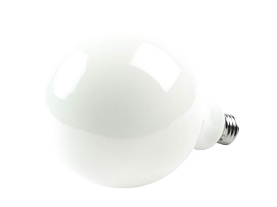 Bulbrite 776883 LED8G40/27K/FIL/M/3 Dimmable 8.5W 2700K Filament G40 LED Bulb, Enclosed and Outdoor Rated