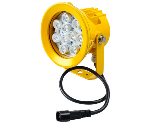 Green Beam LED GBDLL320 GB-DLL-320-23W Green Beam 23W 120V 4000K LED Loading Dock Light