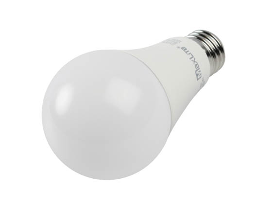 MaxLite 102733 17A21ND27 Maxlite Non-Dimmable 17W 2700K 120-277V A21 LED Bulb