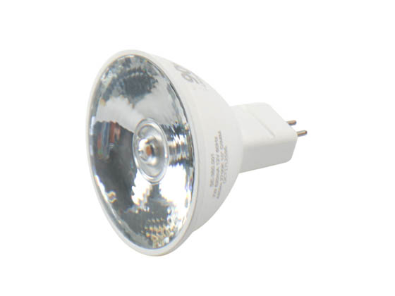 90+ Lighting SE-350.001 Dimmable 7W 2700K 10 Degree 92 CRI MR16 LED Bulb, GU5.3 Base, JA8 Compliant, Enclosed Rated