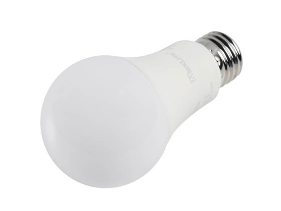 MaxLite 14099404-7 E15A19DLED40/G7 Dimmable 15W 4000K A19 LED Bulb, Enclosed Fixture  Rated