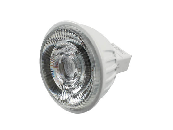 Cree Lighting MR16-75W-P1-30K-35FL-GU53-U1 Cree Pro Series Dimmable 7.5W 3000K 35° MR16 LED Bulb, 90 CRI, Enclosed Fixture Rated, Title 20 Compliant