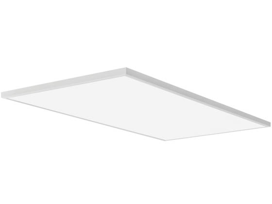Lithonia Lighting 250ENS CPX 2X4 4000LM 40K M2 Lithonia Contractor Select CPX Dimmable 2x4 LED Flat Panel, 4000K