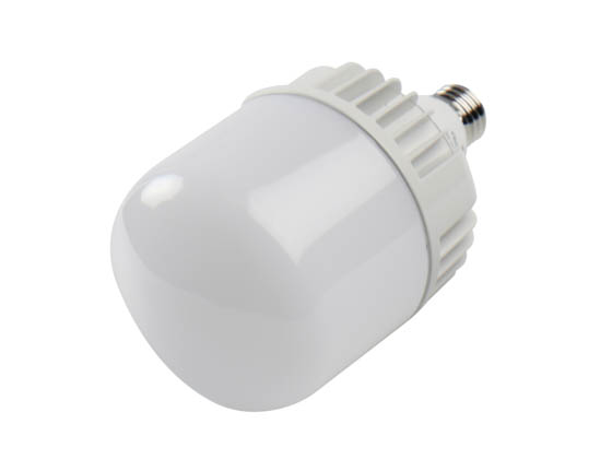 TCP LHID10040 Non-Dimmable 25W 4000K T-140 High Bay LED Bulb, Ballast Bypass, Enclosed and Wet Rated
