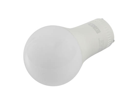 Eiko 10267 LED11WA19/OMN/830-GU24-DIM-G9 Dimmable 11W 3000K A19 LED Bulb, GU24 Base, Enclosed Fixture Rated