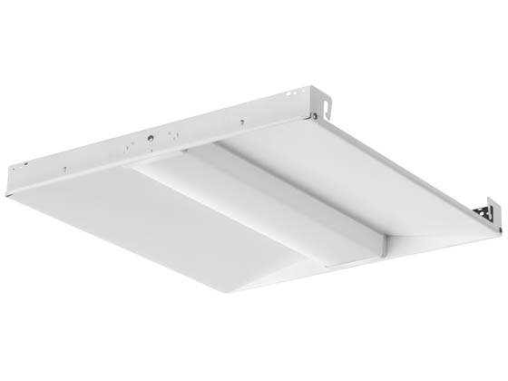 Lithonia Lighting 2515TE BLC 2X2 4000LM 35K Lithonia Contractor Select BLC Dimmable 2x2 LED Center Basket, 3500K