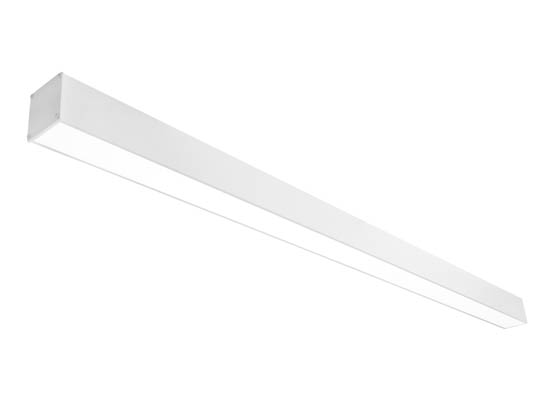 "MaxLite 14099779 LM-4840UF-35 Maxlite Dimmable 40W 48"" 3500K L-Max Interior Linear LED Fixture, Surface or Suspended Mounting"