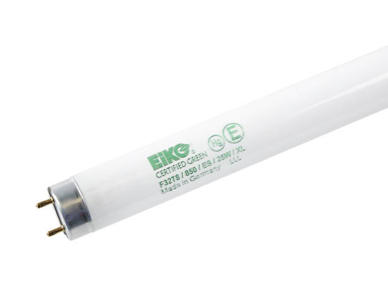 Eiko 07730 (Safety) F32T8/850/ES/25W/XL (Safety) Safety Coated Energy Saving, Extra Life 25W 48in T8 Bright White Fluorescent Tube