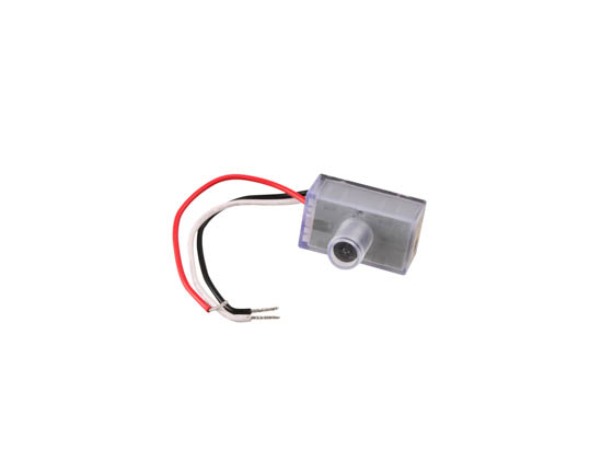 Satco Products, Inc. 86-205 Add-On Photocell for LED Wallpack Fixtures, Title 20 Compliant
