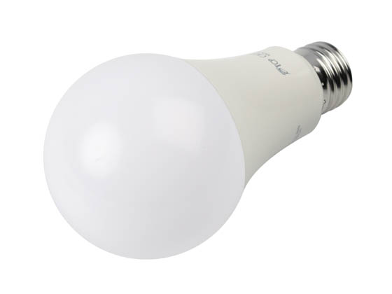 TCP L100A21N25UNV30K Non-Dimmable 14W 3000K 120-277V A21 LED Bulb, Enclosed Fixture Rated