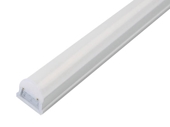 "Light Efficient Design RP-LBI-G1-2F-6W-27K-WC2 Dimmable Wattage Selectable (6/9/12 Watts) and Kelvin Selectable (2700K/3000K/3500K) 19"" BarKit LED Linear Retrofit Kit or Fixture"
