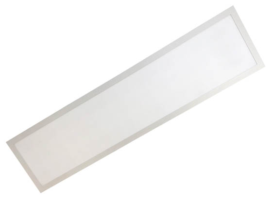 Sigma Luminous SLP-01-14-35W-UNV-WCK Dimmable, Adjustable CCT & Wattage, 1x4 ft. Flat Panel LED Fixture