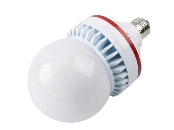 Keystone KT-LED35A25-O-E26-830 Non-Dimmable 35W 120-277V 3000K A-25 LED Bulb, Enclosed Fixture Rated, E26 Base