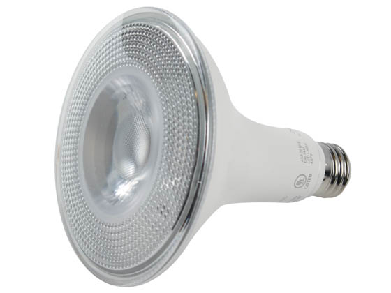 90+ Lighting SE-350.179 Dimmable 12 Watt 2700K 40 Degree 90 CRI PAR38 LED Bulb, Title 20 Compliant, and Wet Rated