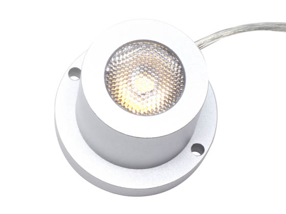 Diode LED DI-SPOT-SP2-30-20-BA 2.1 Watt 20° SPOTMOD 2 Dimmable Recessed LED Fixture For Wet or Dry Locations, 12 Volt