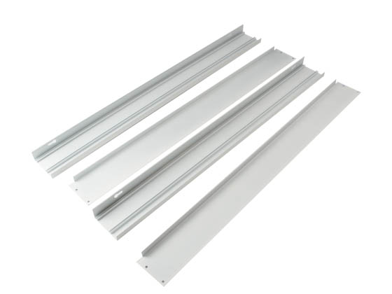 MaxLite 104121 ML22BLSMK-215 Surface Mount Kit For Maxlite MLFP22BL3040 2x2 ft. Back Lit Flat Panel LED Fixture Without Battery Back-Up or Motion Sensor Options