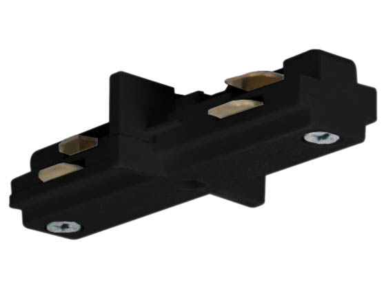 Satco Products, Inc. TP145 MINI STRAIGHT BLK I CONNECTOR Satco Mini Straight Connector For Black Track