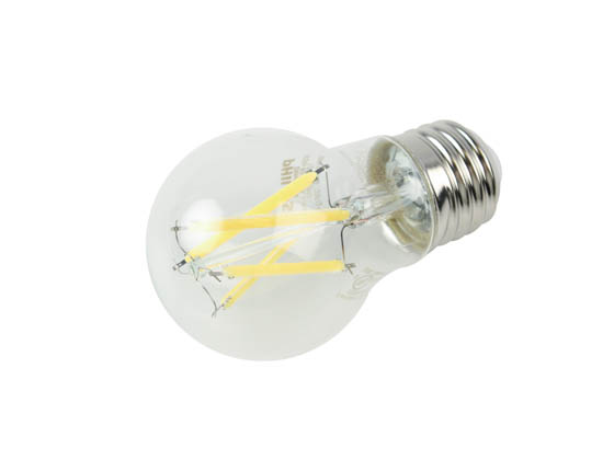 Philips Lighting 548313 8A15/PER/950/CL/G/E26/DIM 1FB T20 Philips Dimmable 8 Watt 5000K A15 90 CRI Filament LED Bulb, Wet Rated, Title 20 Compliant