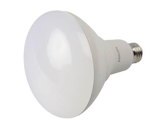 Philips Lighting 558049 20BR40/PER/927-22/E26/WG/HO 4/1FB T20 Philips Dimmable 20W High Output Warm Glow 2700K to 2200K BR40 LED Bulb, Enclosed Fixture Rated, Title 20 Compliant