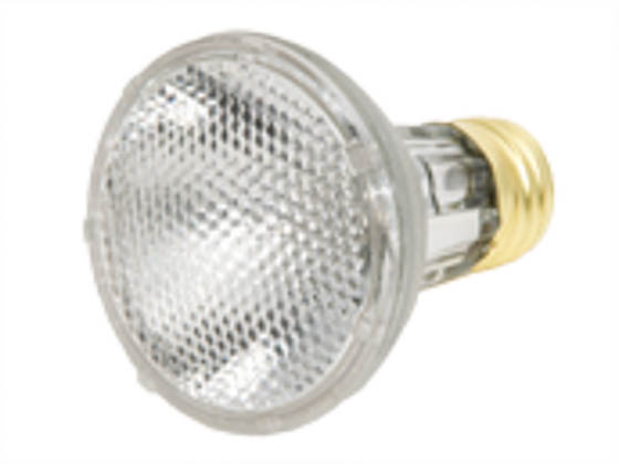 Philips Lighting 229112 50PAR20/HAL/NFL25 (DISC-Use 152165) Philips 50 Watt, 120 Volt Halogen PAR20 Narrow Flood