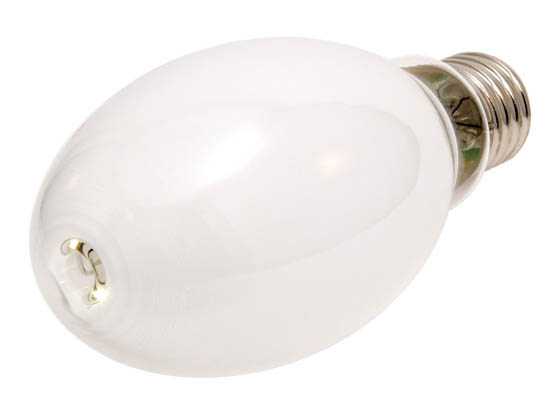 Philips Lighting 248054 H39KC-175/DX Philips 175W White ED28 Mercury Vapor Bulb