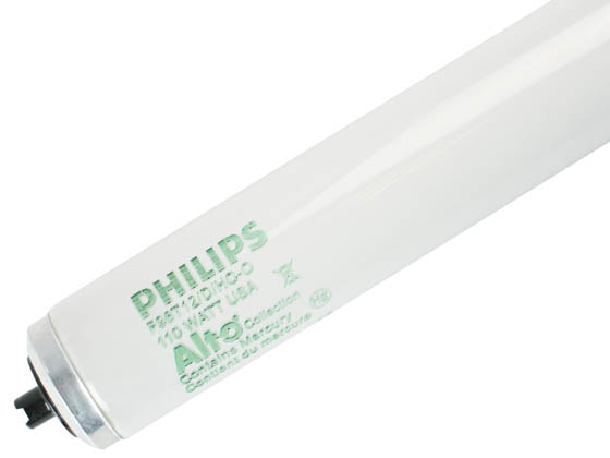 Philips Lighting 381774 F96T12/D/HO-O ALTO (Outdoor) Philips 110W 96in T12 Outdoor Daylight White Fluorescent Tube, Full Pallets Only