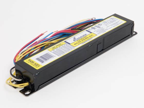 Advance Ballast F34t12 120 V Electronic