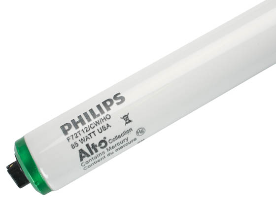 Philips 85w 72in T12 Ho Cool White Fluorescent Tube