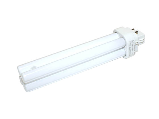 Philips Lighting 383349 PL-C 26W/827/4P/ALTO (4 Pin) Philips 26W 4 Pin G24q3 Very Warm White Double Twin Tube CFL Bulb