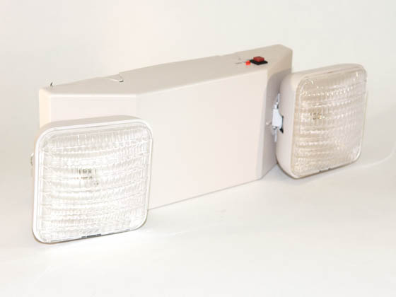 Tcp Damp Location Emergency Fixture Battery Backup