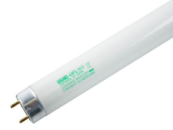 Ushio U3000266 UFL-F25T8/850 25W 36in T8 Bright White Fluorescent Tube