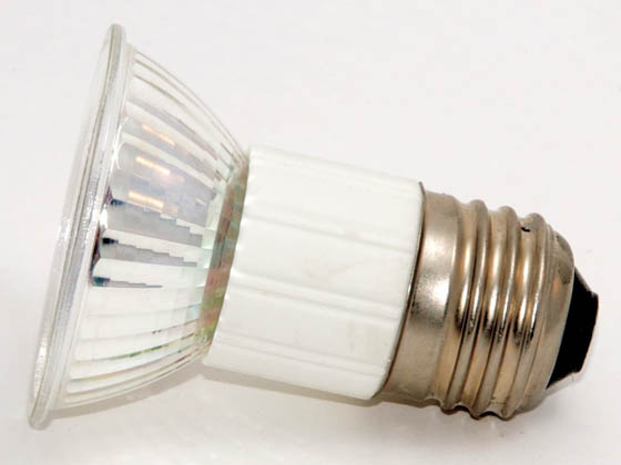 Bulbrite B633075 Q75MR16EW (120V, 2000 Hrs) 75W 120V MR16 Halogen Wide Flood Medium Base Bulb
