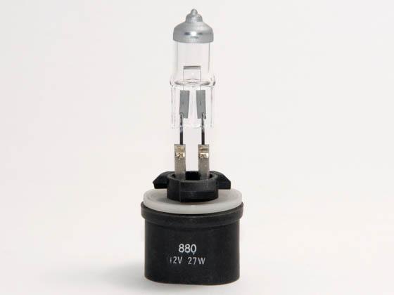 Eiko 27 Watt 12 8 Volt 2 1 Amp Miniature T 3 1 4 Bulb 880 Bulbs Com