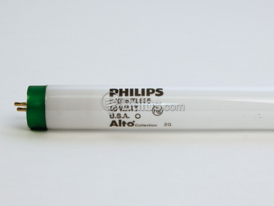 Philips Lighting 368340 F40T8/TL835/ALTO (60 inches) Philips 40W 60in T8 Neutral White Fluorescent Tube