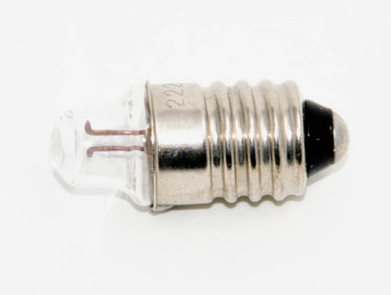 CEC Industries C222 222 CEC 0.56W 2.25V 0.25A Mini TL3 Bulb