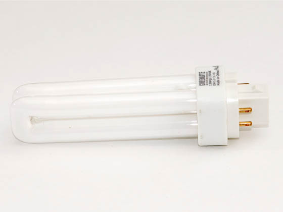 Greenlite Corp. G161017 13W/Q/4P/27K 13 Watt 4-Pin Very Warm White Quad/Double Twin Tube CFL Bulb