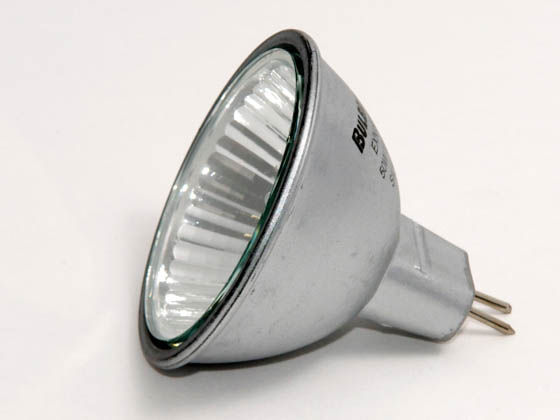 Bulbrite B638501 EXN/SLV (12V, 3000 Hrs) 50W 12V MR16 Halogen Flood EXN Bulb