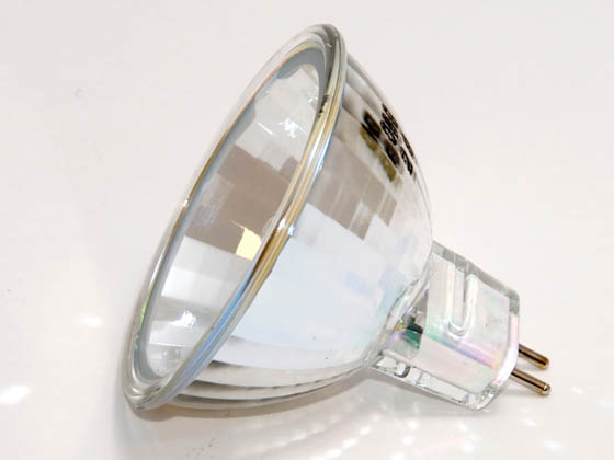 Eiko W-18007 Q50MR16/CG/35/17 50 Watt, 12 Volt MR16 Halogen Spot 3500K Bulb