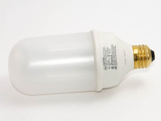 Philips Lighting 135780 EL/O 18  OUTDOOR Philips 18W Warm White Outdoor Bullet CFL Bulb, E26 Base