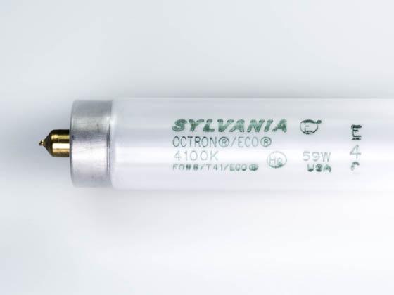 Sylvania 59w T8 Safety Coated Slimline Instant Start Case Of 24