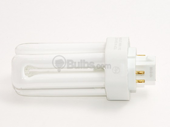 TCP TEC32418T 32418T-2700K 18W 4 Pin GX24q2 Warm White Triple Twin Tube CFL Bulb