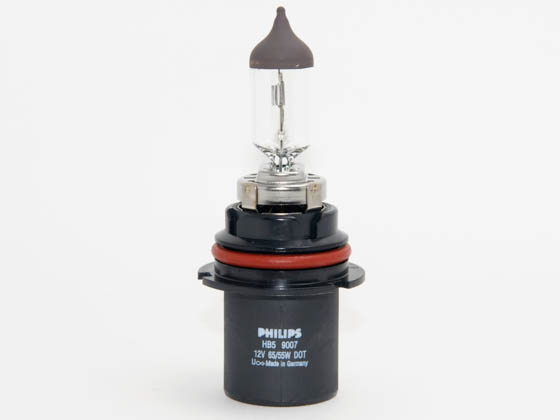 Philips 9007 LL ~ Long Life Headlight Light Bulb ~ NOS 1