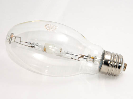 Plusrite FAN1575 MS250/ED28/PS/U/4K 250W Clear ED28 Pulse Start Metal Halide Bulb
