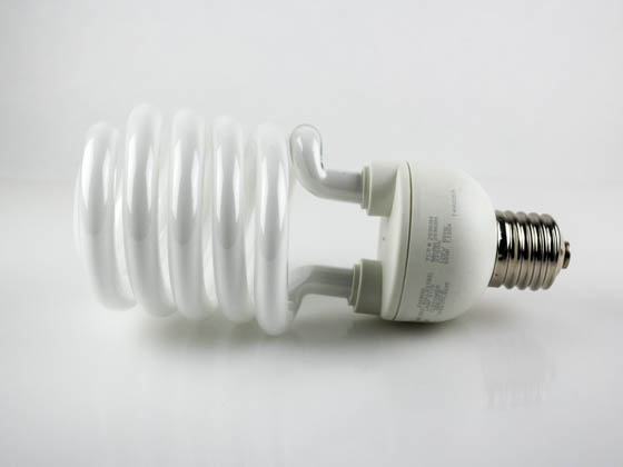 TCP TEC28968-H 28968H 68W Warm White Spiral CFL Bulb, E39 Base