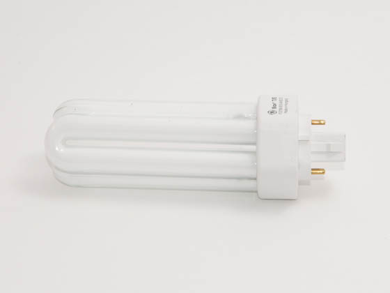 GE GE97631 F32TBX/835/A/4P/ECO (4-Pin) 32W 4 Pin GX24q3 Neutral White Triple Twin Tube CFL Bulb
