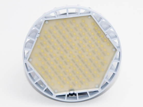 Array Lighting AE26PAR307CW60 7.8 Watt, 120 Volt DIMMABLE LED with 60° Wide Flood Beam Cool White PAR30 Long Neck Bulb - While Supplies Last!