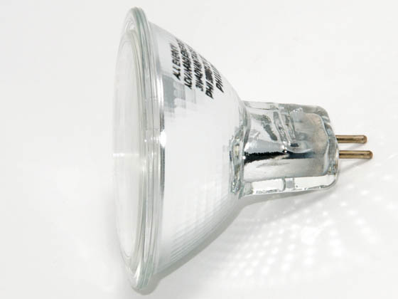 Philips Lighting 202606 30MRC16/IRC/ALU/SP8 (12V, 5000 Hrs) Philips 30 Watt, 12 Volt Energy Saving MR16 Halogen Spot