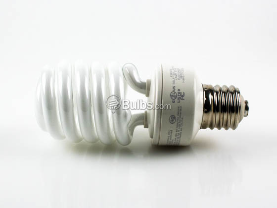 TCP TEC28942H-51K 28942H51K 42W Bright White Spiral CFL Bulb, E39 Base